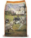 Taste of the Wild Grain-Free High Prairie Dry Dog Food for Puppy, 30-Pound Bag