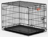 Midwest 1524 iCrate Single-Door Pet Crate 24-By-18 -By-19-Inch