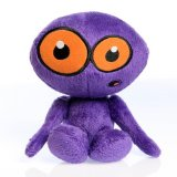 SHERPA PET 437204 Hear Doggy Martians Dog Toy, Large, Purple