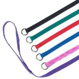 Slip Leads Kennel Leads with O Ring (24 pack) for Dogs Pet Animal Control Grooming, Shelter, Rescues, Vet, Veterinarian, Doggy Daycare leashes - 4' x 5/8