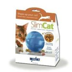 Petsafe SlimCat Meal Dispensing Cat Toy, Blue