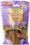 Nylabone Happy Time Puppy Chews, 8-Count Pouch, Net Wt. 6.5 oz.