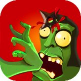 Ninja Samurai Girls Vs Zombies (a puzzle action level game)