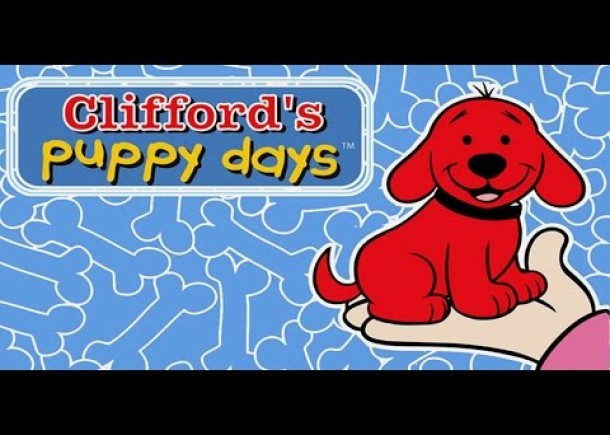 Clifford's Puppy Days   S02e08 But I Really, Really Saw It! The Perfect Pancake