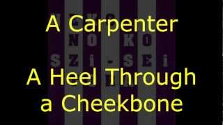 Kittens - 01 - Carpenter (lyrics)