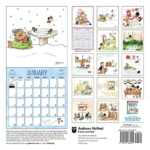 Breaking Cat News 2018 Wall Calendar